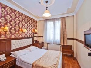 Habitación doble hotel