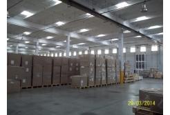 Grupo Silcar logística y almacenamiento