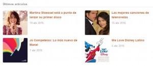 revista Dimelacancion.com