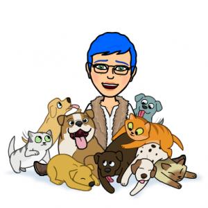 timo regalando mascotas caras